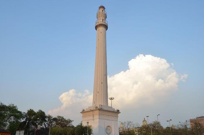 shahid minar, india, tower, calcutta