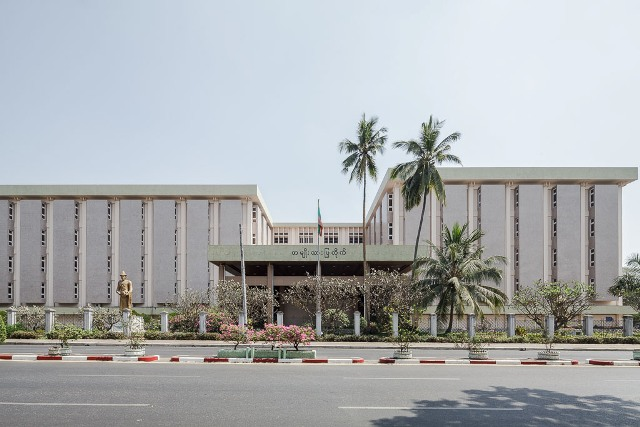 museum, myanmar, attraction