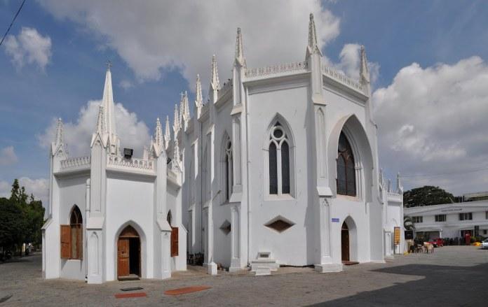 st. thomas church, india, chennai