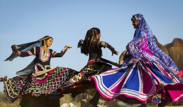 marwar festival, india, jodhpur,