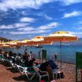 beach, eilat, israel