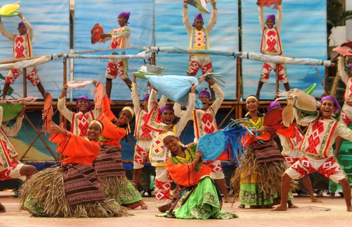 festival, palawan, philippines, baragatan