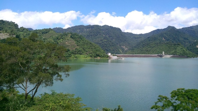 cengwen reservoir, natural reservoir chiayi