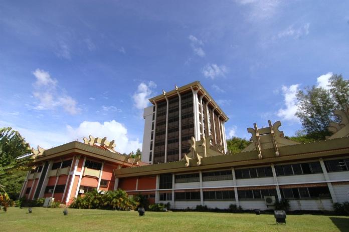 handicraft center, brunei,