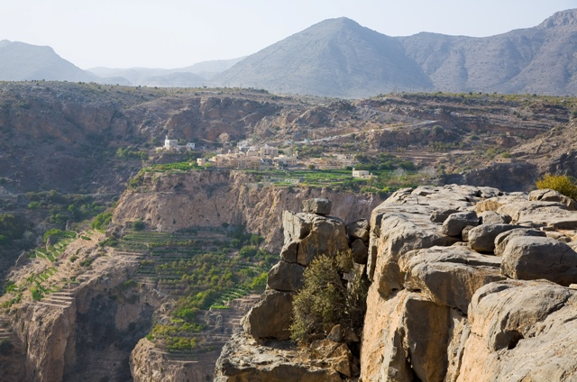 mountain, oman, attraction jebel akhdar