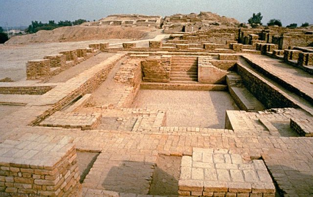 harappa, archaeological site, pakistan