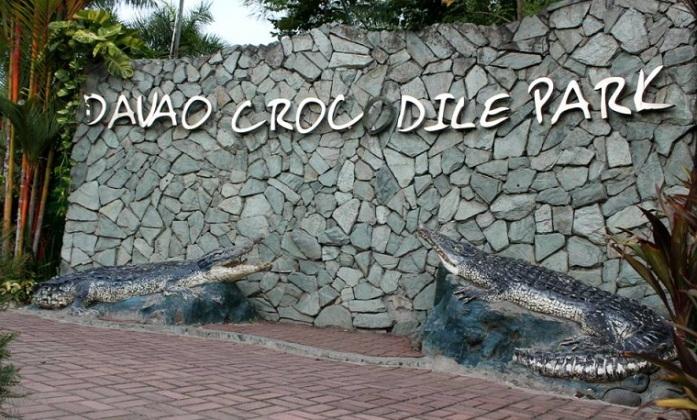 farm, crocodile, davao, philippines