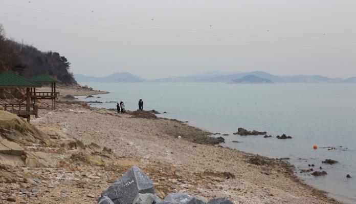 muuido island, incheon islands, korea