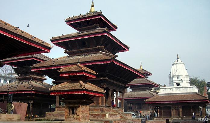 hanuman dhoka, kathmandu, nepal