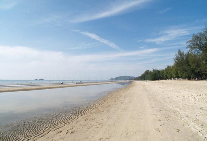 suan son pradiphat beach , thailand, hua hin, cha-am