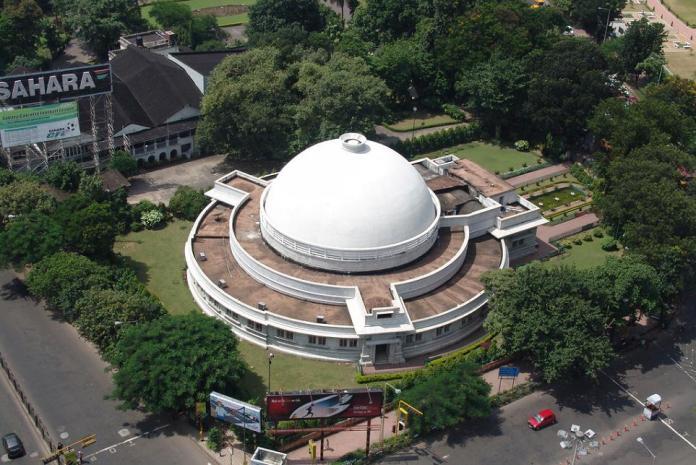 planetarium chennai, india