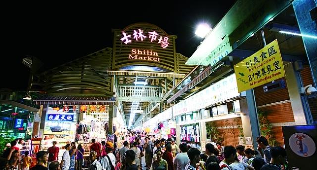 night market, taipei night market, shilin market