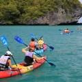 kayak, samui, thailand,