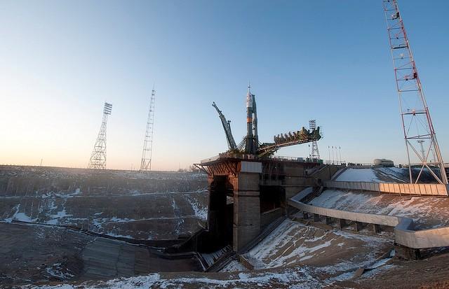 baikonor cosmodrome, kazakhstan