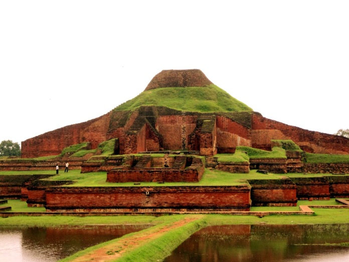 india, bangladesh, somapura mahavihara