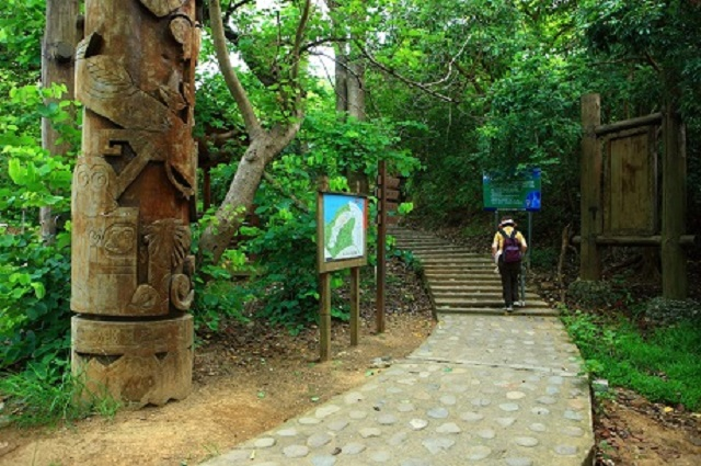monkey mountain,kaohsiung