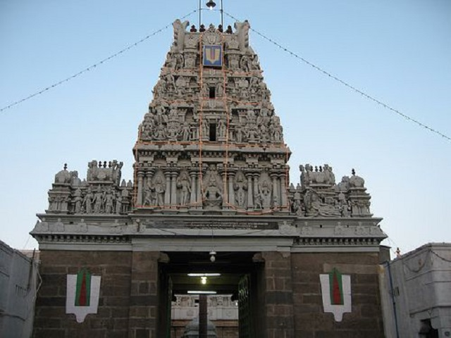 parthasarathy temple, india, chennai