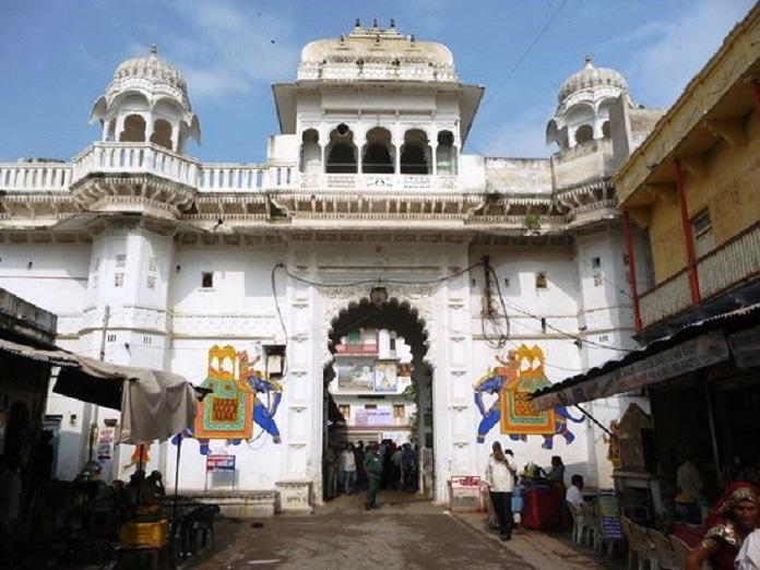 kankroli temple udaipur, india