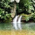 wasai kandal, waterfalls, brunei