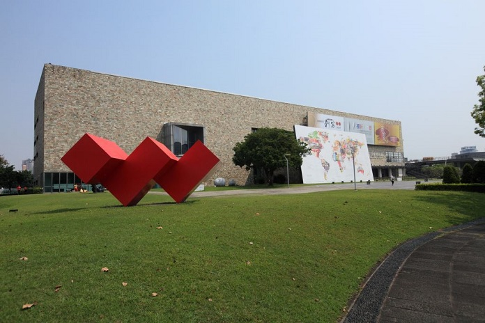 museum of fine arts, taiwan, taichung