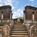 polonnaruwa, sri lanka,