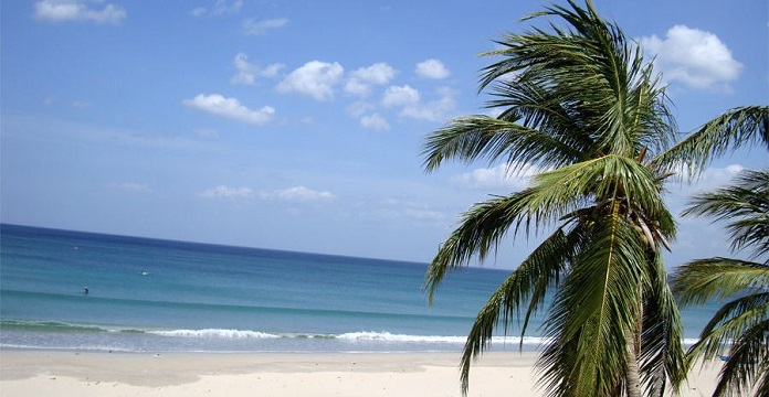 trincomalee, beach, sri lanka