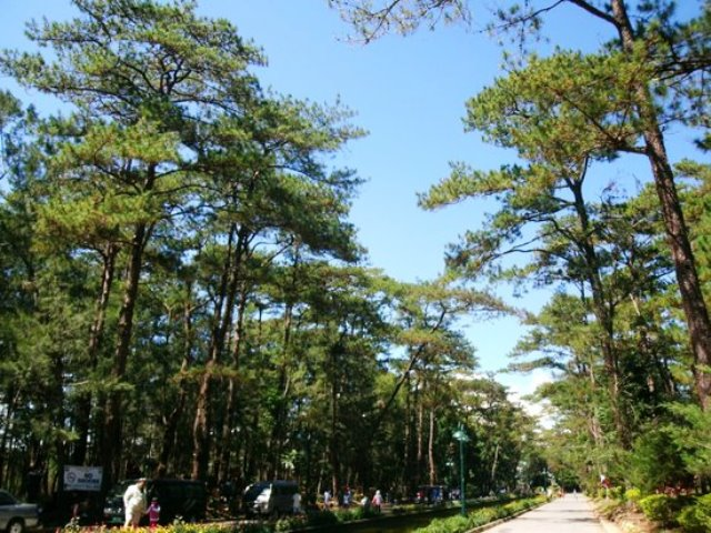wright park, baguio, ph