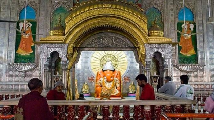 moti dungri temple, india, jaipur