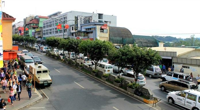 session road, baguio, ph