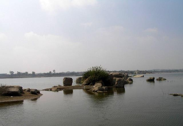 shamirpet lake, hyderabad, india