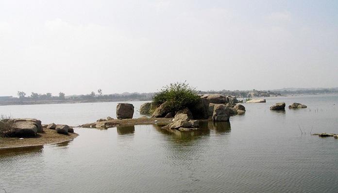 shamirpet lake, hyderabad, india