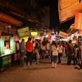 luodong night market, yilan, taiwan