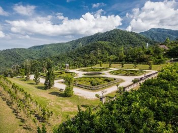 renshan botanical garden, yilan, taiwan