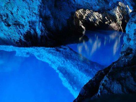 Croatia Concierge Luxury Service Blue Cave on island Biševo near Vis