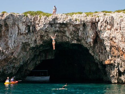 Concierge Croatia photo Green Cave