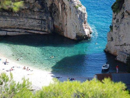Croatia Concierge Luxury Service Stiniva Vis
