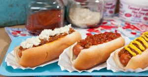 Custard Stand Hot Dog Chili
