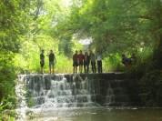 INS Guissona, riu Llobregós