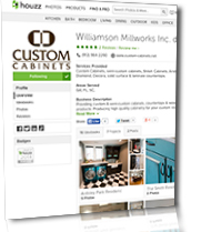 Custom Cabinets Houzz