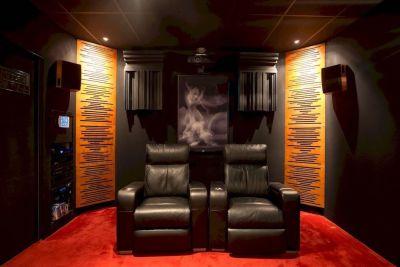 Salle cinéma privée Showroom1
