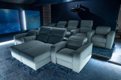 salle cinéma privée D1