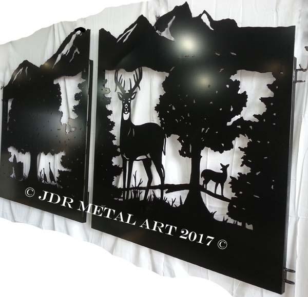 Custom Driveway Gates Jdr Metal Art America S