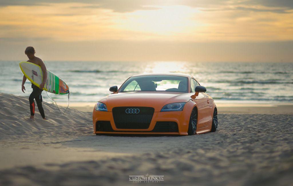 Audi TT by Asphaltwerks