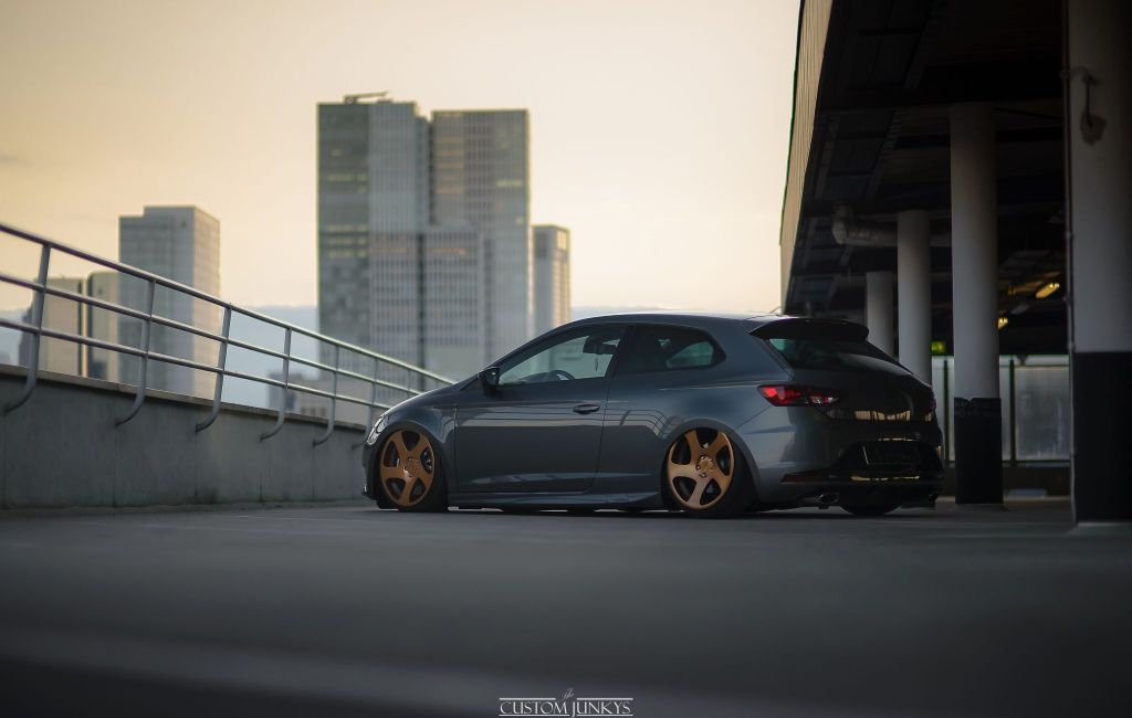 Lowered Cupra