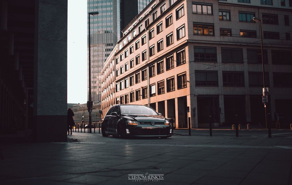 Golf 7 GTi Cocographie
