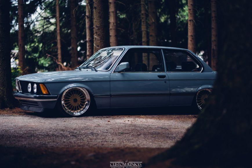 Tief im Wald