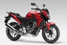 Honda CB500F 07