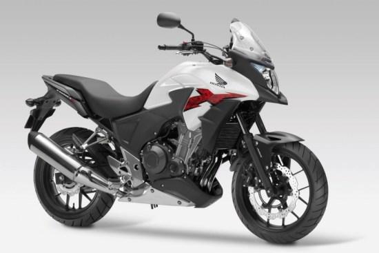 Honda CB500X 01
