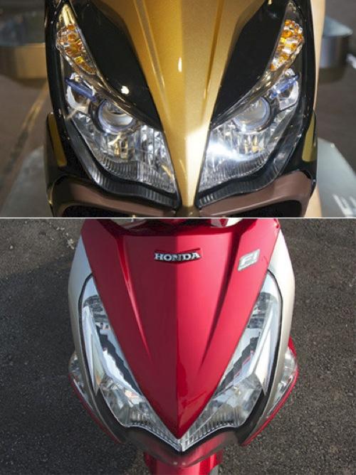 Honda AirBlade125 02