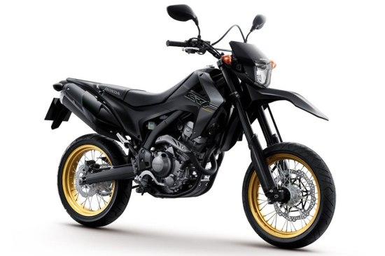 Honda CRF250M 2013model 01